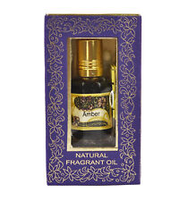 Song of India Liquid Amber Natural Fragrant Oil (R-Expo) 10ml Bottle Perfume Oil