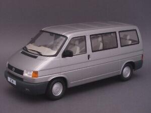 1/18 KK-Scale Volkswagen Bus T4 Caravelle 1992 - grau - KKDC180264