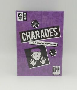 Ginger Fox, Charades Game, It's a race against time, New and sealed