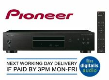 Pioneer PD-10AE Pure audio CD player with silent drive and 10ppm precision clock