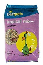 bestpets Tropical Parrot Food 15kg