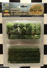 "JTT SCENERY 95585 BOXWOOD PLANTS 15/PK O-SCALE 1/2"" TO 1 1/2"" TALL  JTT95585"