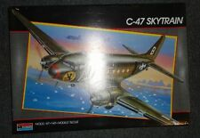 SEALED Monogram 1:48 Scale C-47 Skytrain Plastic Model Airplane Kit No. 5607