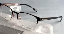 Laura Ashley Tess 51-20-140 Black/Brown    Women's Eyeglass frames Prescription