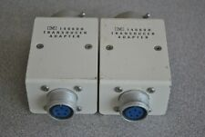A Pair Of Hp 14060 Transducer Adapter