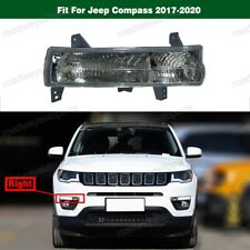 1Pcs Right Front Bumper Corner Turn Signal Light For Jeep Compass 2017-2020