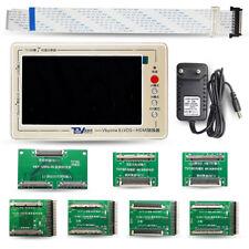 TKDMR TV160 7th LCD DISPLAY Mainboard Tester Motherboard LVDS to HDMI Converter