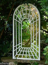 SUPERB 1 meter high  PROVINCIAL garden  FRENCH 3D MIRROR   INDOOR OUTDOOR  NEW