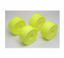 Team associated-RC8 83mm roues (4) - Yello-as89297