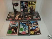 10 x Spiele / Games für Sony PSP (Gran Turismo, Need for Speed, God of War)