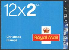 "LX35a/SB6 (16) una Cyl D1 2008 ""Oh sí es!"" 12 X 2nd clase Folleto De Navidad"