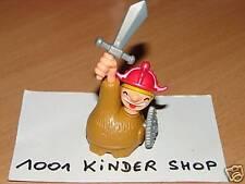 KINDER K02 N°32 RITTER MIT SCHWERT CHEVALIER GUERRIER