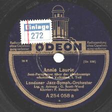 "78er Londoner Jazz-Symph.-Orchester Scott-Wood ""Annie Laurie (Jazz-Paraphrase)"""