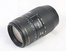 Sigma 70-300mm f//4-5.6 APO Macro Super Lens . Minolta AF mount