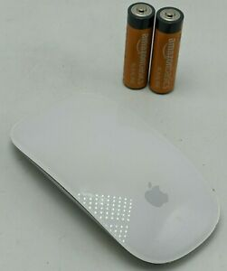 Apple Magic Mouse A1296 MB829LL/A Bluetooth Wireless Laser AA Battery
