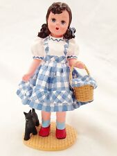 "Turner - Madame Alexander 6 1/2"" Wizard of Oz Dorothy Toto Marked Figurine"