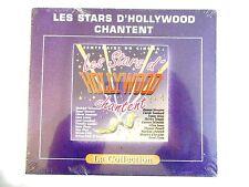 LES STARS CHANTENT HOLLYWOOD (LA COLLECTION AVEC FOURREAU) || CD NEUF ~ PORT 0€