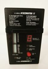 VERY RARE! COREL SCUZBUSTER 1 SCSI BUS Termination Tester - FREE SHIPPING