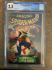 Amazing Spider-Man #42 - 1966 CGC 2.5 Mary Jane Watson First Appearance. Key!