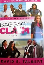Baggage Claim by David Talbert hardcover new Book Club edition