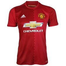 Adidas Men's Manchester United Manu FC Home Replica Jersey  XL  Save $48!!  XL