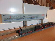 Märklin HO MHI 26830 (Locomotive + Fraise à neige à vapeur)