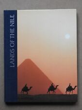 """""""LANDS OF THE NILE - GRAND TOURS OF THE WORLD"""", HC"""