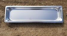 """Super Pan II 2 1/2 Long Stainless Steel Steam Table Pan #30522 2.5"""" deep"""