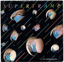 "SUPERTRAMP - 7"" - It's Raining Again. UK Picture Sleeve. A&M"