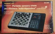 Tandy Radio Shack 1650 - Computerized Sensory Chess - Excellent - Open Box