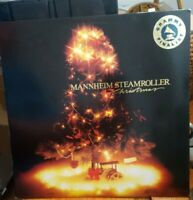 Mannheim Steamroller ~ Christmas LP 1984 Vintage Vinyl Record Album AG1984
