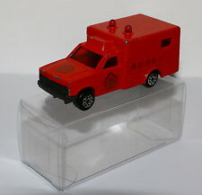 Majorette Kabaya Serie Japon (From Japan) 1/60 Ambulance N°255 RARE