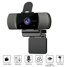 1080P USB Anti-Peeping Webcam Live-Streaming Videotelefonie Mit Webkameras S1P6