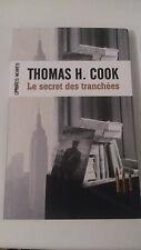 Thomas-H Cook - Le secret des tranchées