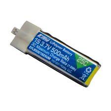 500mAh 1S 3.7V 25C LiPo High Current UMX Connector EFLB5001S25UM