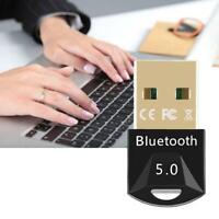 USB Bluetooth 5.0 Audio Adapter Sender Empfänger für TV / PC Auto AUX 2.4GHz5V