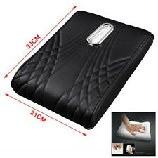 PU Leather Armrest High Resilience Memory Cotton Cover For Universal Car SUV