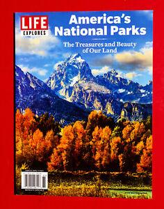 LIFE EXPLORES MAGAZINE | AMERICA'S NATIONAL PARKS NEW 2021
