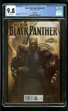 RISE of the BLACK PANTHER #6 (2018) CGC 9.8 GAME VARIANT CONTEST CHAMPION