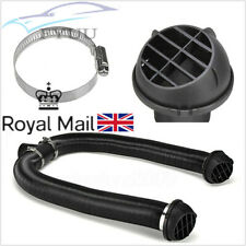 60mm Heater Pipe Duct Ducting Vent Outlet Hose Clips For Autos Diesel Heater 2KW
