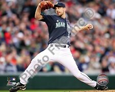 Cliff Lee Mariners Pitching 8x10 Photo