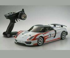 Porsche 918 Spyder Fazer VE 1/10 RC Kyosho Électrique 2.4 GHz Réf 30917T2