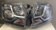 Headlights Renault Dacia Duster Facelift R&l 2015- New OE right hand traffic