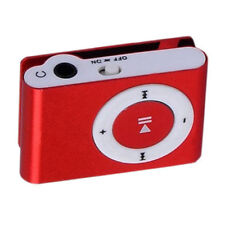 Portable MP3 player Mini Clip MP3 Player with TF Slot Including Wired Earphone