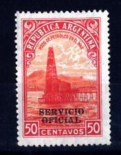 ARGENTINA - 1938-1956 - La produzione di petrolio al largo della costa