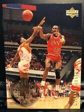 1995-96 Upper Deck #137 Michael Jordan The Rookie Years
