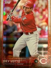2015 Topps Joey Votto Rainbow Foil Parallel #15 - Reds