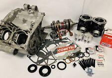 Banshee Stock Bore Stage 3 Ported Cylinders Crank Cases Complete Motor Rebuild K