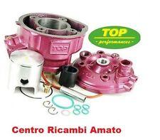 9919240 GRUPPO TERMICO CILINDRO TOP RACING MINARELLI AM6 D49,5MM PRILIA RS RX 50
