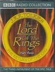 Lord Of The Rings Return Of King Part 3 4 Cassette Audio Book Radio Cast Drama